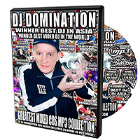 Greatest Mixed CDS MP3 Collection (All 20 DJ Domination Mixed CDS)