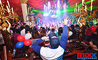 DJ Domination, New Years 2011 At CLUB MIXX (Pattaya, Thailand)